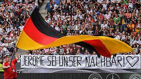 """DFB veröffentlicht """"Wir sind Vielfalt""""-Video: AfD-Vize Gauland schlägt Welle der Entrüstung entgegen"""