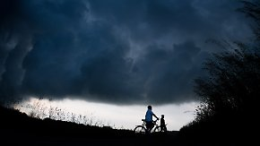 Sturmböen, Starkregen und Hagel: Wetterlage bleibt turbulent