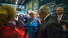 Armenien-Abstimmung im Bundestag: Merkel und Steinmeier fehlen
