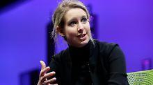 Die Zukunft des Startups von Elizabeth Holmes gilt als ungewiss.