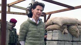 Vor Ort in Tunesien, Libyen, Irak, Syrien: Antonia Rados besucht die wackelnden Fronten des IS