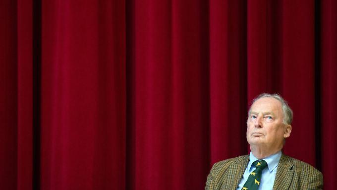 Vizeparteichef Alexander Gauland wünscht sich Björn Höcke im AfD-Spitzenteam für die Bundestagswahl.