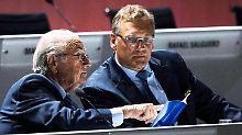 """""""Alles sauber und fair gewesen"""": Blatter weist Bereicherungsvorwürfe zurück"""