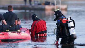 Mehrere Badeunfälle am Wochenende: DLRG warnt vor allem Flüchtlinge vor Flüssen und Seen