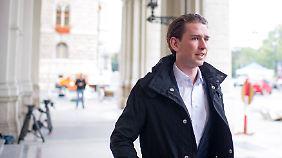 2013 wurde Sebastian Kurz im Alter von 27 Jahren zum jüngsten Außenminister in der Geschichte Österreichs.