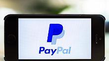 Paypal hat weltweit rund 180 Millionen Nutzer. Im vergangenen Sommer spaltete sich der Dienst vom langjährigen Mutterkonzern Ebay ab. Foto: Lukas Schulze