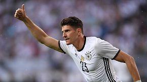 Die DFB-Spieler im Porträt: Mario Gomez, Sturm