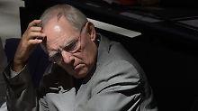 """""""Er ist ein Brandstifter"""": Schäuble verärgert Portugals Sozialisten"""