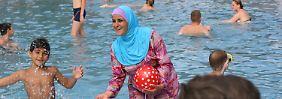 Deutschland und der Burkini: Schwimmbad taugt nicht zum Kulturkampf