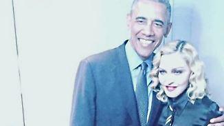 Promi-News des Tages: Dieser Mann macht selbst Madonna sprachlos
