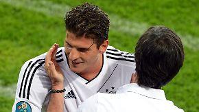 Draxler gegen Ukraine wohl gesetzt: Welchem Mario gibt Löw den Vorzug?