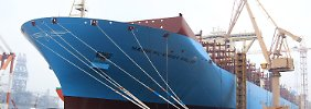 Verluste von 8,5 Billionen Won: Südkoreas Schiffbauer müssen kämpfen