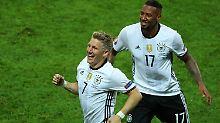 Schweinsteigers Nachfolger gesucht: Boateng ist bereit, DFB-Kapitän zu werden