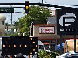 Attentat in Orlando: Schwulenclub wird Gedenkstätte