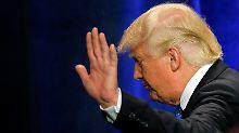"""""""Mit Blick auf Intellekt und Überzeugungen dürfte Donald Trump zu den am schlechtesten informierten Präsidentschaftskandidaten gehören, die wir je hatten."""""""