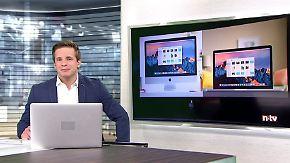 n-tv Netzreporter: Diese Software-Neuerungen gibt es bald bei Apple