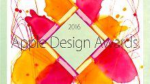 Design Awards 2016: Apple krönt die besten Apps für iOS