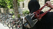 Kaum Risiko, erwischt zu werden: Das sind die Lieblingsorte der Fahrraddiebe