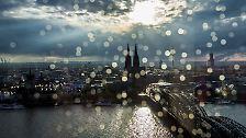 It's raining again ...: Regen: von Nieselkram bis Wolkenbruch