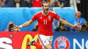 Britisches Fußballderby in Frankreich: Bale will keinen Engländer im Team