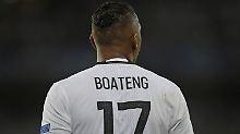 """""""Es geht nur zusammen!"""": Boateng beklagt Schlendrian der Vorderleute"""