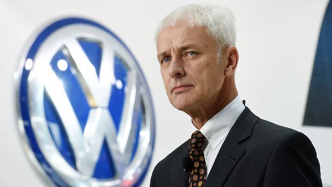 Zum angekündigten Kulturwandel im Volkswagen-Konzern zählt Chef Matthias Müller wohl auch eine Reduzierung der Modellpalette.