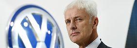 Nach Dieselgate: VW-Chef verspricht Kulturwandel