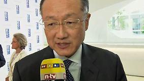 """Weltbank-Chef Jim Yong Kim zum Brexit: """"Wir machen uns große Sorgen"""""""