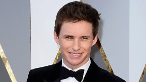 Promi-News des Tages: Das Baby von Oscar-Gewinner Eddie Redmayn ist da