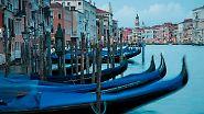 Canale Grande und Gondolieri: Die Lagune von Venedig