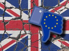 Großbritannien ist raus - alles andere bleibt abzwarten.