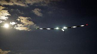 "Von New York nach Sevilla: Sonnenflieger ""Solar Impulse 2"" startet Atlantik-Überflug"