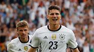 EM-Tag 12 in Bildern: DFB-Elf dominiert, Kroatien düpiert Spanien