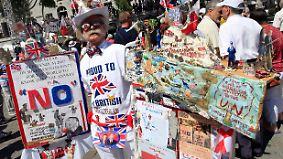 """""""Große Bedrohung"""": Gibraltar hat Angst vor einem Brexit"""