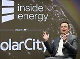 Anleger begeistert und entsetzt: Tesla will SolarCity schlucken