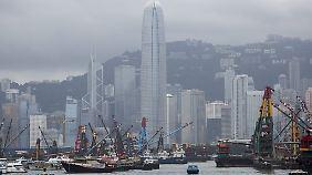 Hongkong ist ein teures Pflaster.