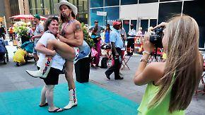 Zonenzwang am Times Square: New York geht gegen Straßenkünstler vor