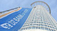 """Das Banken-Hochhaus """"Westend 1"""" in Frankfurt am Main"""