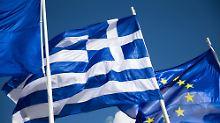 """""""Verstärkte Überwachung"""": Zeitung: Schuldenerleichterungen für Athen"""