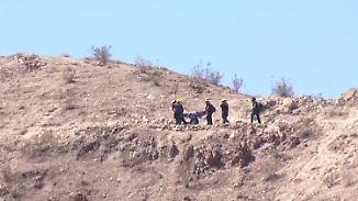 Extremwetter in Arizona: Zwei deutsche Forscher sterben in der Wüste