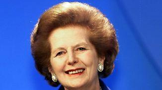 Es begann mit Thatcher: Diese Extrawürste gab es von der EU für die Briten