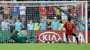 EM-Finale 2012 Reloaded: Spanisch-italienisches Achtelfinale lässt Fußballherzen höher schlagen