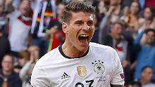 """Wildes Gerücht aus der Türkei: """"Hürriyet"""": BVB verpflichtet Mario Gomez"""