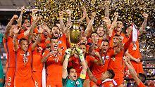 Neues Finaltrauma für Argentinien: Chile verteidigt Copa-America-Titel