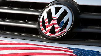 Steigende Kosten für Abgas-Affäre: VW muss in den USA tiefer in die Tasche greifen