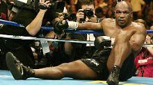 Box-König, Knacki, Beißer, Pleitier: Mike Tyson wird 50