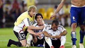 Besonders bitter: die Niederlage in der letzten Minute der Verlängerung bei der Heim-WM.