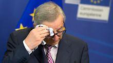 Person der Woche: Treten Sie zurück, Herr Juncker!