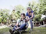 Alleinerziehende unter Druck: Mutter, Kind, Hartz IV