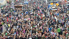 Millionenschweres Konzept: München macht die Wiesn sicher